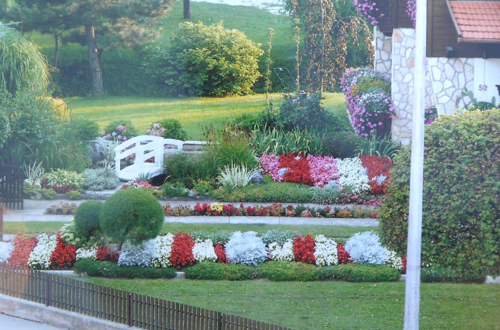 FOTO Posjetili smo dvorište iz snova. Zavirite u mali vrtni raj - Living