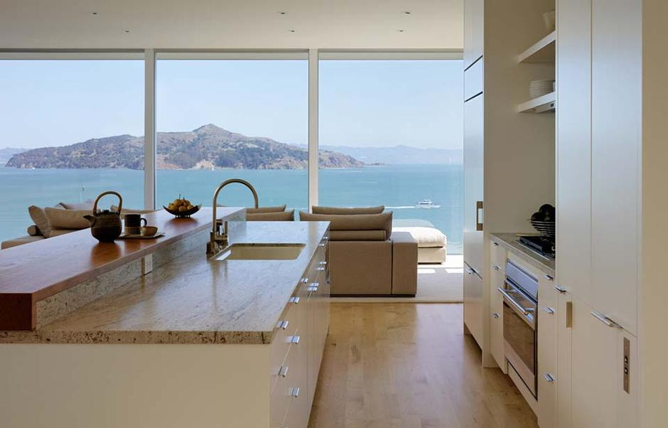 vila san francisco | Autor : Turnbull Griffin Haesloop Architects